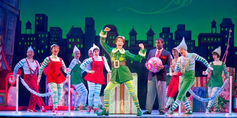 Elf at Hershey Theatre